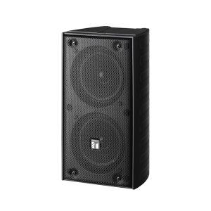 TOA TZ 206BWP AS Column Speaker System 20W ( Sound Column Loudspeaker ) TOA TZ 206BWP AS ตู้ลำโพงคอลัมน์ 2x4 นิ้ว 20 วัตต์ TOA TZ 206BWP ASลำโพงคอลัมน์