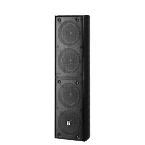 TOA TZ-406B AS Column Speaker System 40W ( Sound Column Loudspeaker ) TOA TZ-406B AS ตู้ลำโพงคอลัมน์ 4x4 นิ้ว 40 วัตต์ TOA TZ-406B AS ลำโพงคอลัมน์