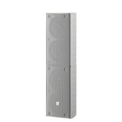 TOA TZ 406WWP AS Column Speaker System 40W ( Sound Column Loudspeaker ) TOA TZ-406WWP AS ตู้ลำโพงคอลัมน์ 4x4 นิ้ว 40 วัตต์ของแท้ มีประกัน ส่งฟรี!!