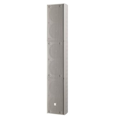TOA TZ 606W AS Column Speaker System 60W ( Sound Column Loudspeaker ) TOA TZ 606W AS ตู้ลำโพงคอลัมน์ ขนาด 4 นิ้ว 6ตัว 60 วัตต์ TOA TZ 606W ASลำโพงคอลัมน์