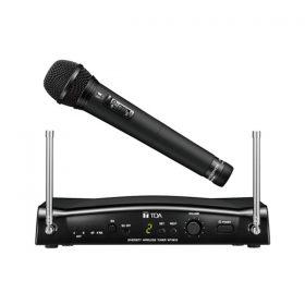 TOA WS-5265 Wireless Microphone Set Handheld 16Ch, Dynamic Microphone TOA WS-5265 ชุดไมค์ลอยเดี่ยวแบบมือถือ ย่าน UHF TOA WS-5265Hand-Held