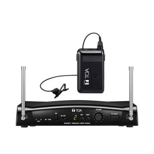 TOA WS-5325U WIRELESS MICROPHONE SET LAVALIER 16CH, UNIDIRECTIONAL MICROPHONE TOA WS-5325Uชุดไมค์ลอยคาดศรีษะ ย่าน UHF TOA WS-5325Uไมโครโฟนคาดศรีษะ ไร้สาย