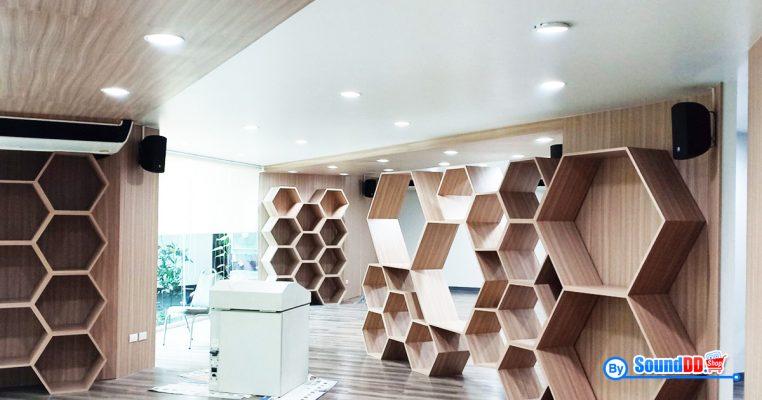 ผลงานการติดตั้ง ระบบเสียง บริษัทสยามสตีล รับบริการออกแบบ และติดตั้ง ระบบเสียง และระบบภาพ เช่น ระบบเสียงห้องประชุม ด้วยทีมงานมืออาชีพ