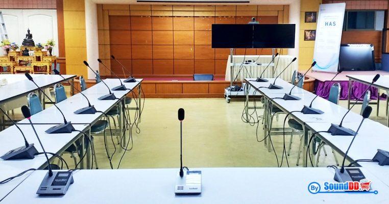 ผลงานการติดตั้ง ระบบเสียงห้องประชุม กรมสรรพากรภาค 12 รับบริการออกแบบ และติดตั้ง ระบบเสียง และระบบภาพ เช่น ระบบเสียงห้องประชุม ด้วยทีมงานมืออาชีพ