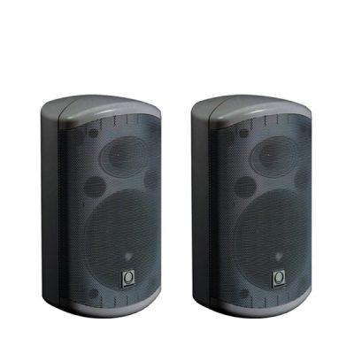 TURBOSOUND IMPACT-55T ตู้ลำโพงติดผนัง 2 ทาง ขนาด 5 นิ้ว 160 วัตต์ TURBOSOUNDTCI-55Tลำโพงติดผนัง Compact Passive 2-Way Loudspeaker Black
