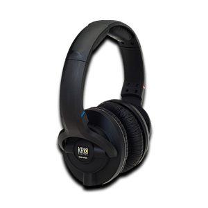 KRKKNS 6400 Headphones for Educated Ears. KRKKNS 6400 หูฟังมอนิเตอร์ ตอบสนองย่านความถี่ 10Hz - 22kHz สำหรับ มอนิเตอร์ โดยเฉพาะ KRK KNS 6400หูฟังมอนิเตอร์