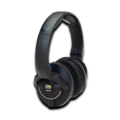 KRKKNS 8400 Headphones for Educated Ears KRKKNS 8400 หูฟังมอนิเตอร์ ตอบสนองย่านความถี่ 5Hz - 23kHz สำหรับ มอนิเตอร์ โดยเฉพาะ KRK KNS 8400หูฟังมอนิเตอร์