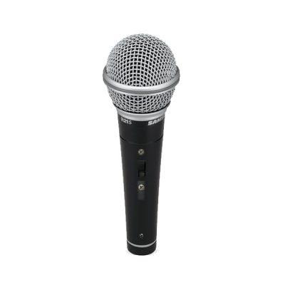 SAMSON R21SDynamic Microphone SAMSON R21S ไมค์สำหรับร้อง/พูด SAMSON R21Sไมโครโฟนแบบไดดามิก มีทิศทางการรับเสียง แบบ Cardioid