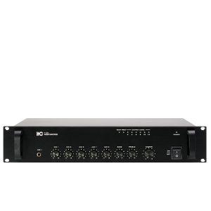 ITC T-120 Mixer Amplifier (Phone Jack MIC Input) ITC T-120 มิกเซอร์แอมป์ 120 วัตต์ MONO 3 MIC , 2 AUXITC T-120Mixer Amplifier