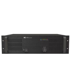 ITCT-610001 Channel Power Amplifier ITCT-61000 เพาเวอร์แอมป์ลายน์ แบบ 70V/100V 1 ชาแนล 1000 วัตต์ MONO ITCT-61000 Power Amplifier