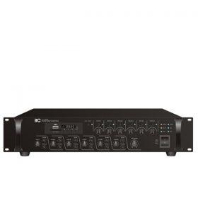 ITC TI-3506S 6 Zones Mixer Amplifier with MP3 ITC TI-3506S มิกเซอร์แอมป์ 350 วัตต์ MONO 4 MIC ITC TI-3506SMixer Amplifier