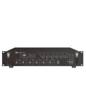 ITC TI-5006S Zones Mixer Amplifier with Mp3 ITCTI-5006S6 มิกเซอร์แอมป์ 500 วัตต์ MONO 3 MIC ITC T-500Mixer Amplifier ของแท้