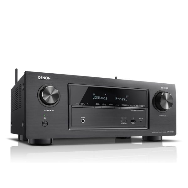 DENON AVR-X3400H 7.2CH AV SURROUND RECEIVER WITH HEOS DENON AVR-X3400H AV SURROUND RECEIVER 7.2 ชาแนล 180 วัตต์ มี HEOS DENON AVR-X3400H
