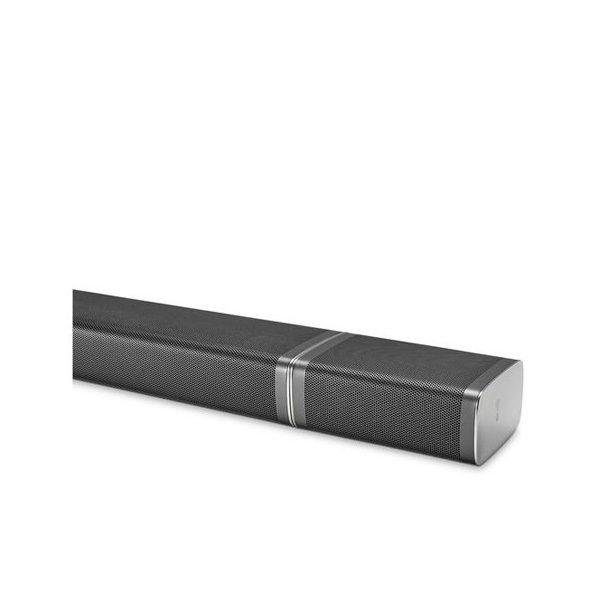 1-Channel 4K Ultra HD Soundbar with True Wireless Surround Speakers JBL Bar 5.1 ลำโพงซาวด์บาร์ 4K Ultra-HD พร้อมลำโพงซับวูฟเฟอร์ไร้สาย 510 วัตต์