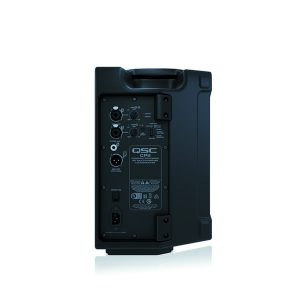 QSC CP8 8-Inch Compact Powered Loudspeaker QSC CP8 ตู้ลำโพงมีแอมป์ในตัว 2 ทาง ขนาด 8นิ้ว คลาส D 1000 วัตต์ QSC CP8ลำโพงซับ