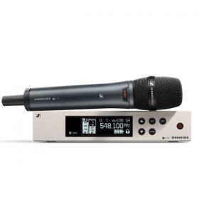 SENNHEISER EW 100 G4-835-S ชุดไมค์ลอยเดี่ยวแบบมือถือ ย่าน UHF SENNHEISER EW 100 G4-835-SHand-Held รับประกันของแท้แน่นอน 100%