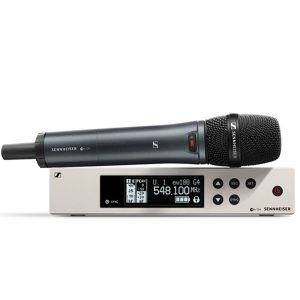 SENNHEISER EW 100 G4-945-S ชุดไมค์ลอยเดี่ยวแบบมือถือ ย่าน UHF SENNHEISER EW 100 G4-945-SHand-Held รับประกันของแท้แน่นอน 100%