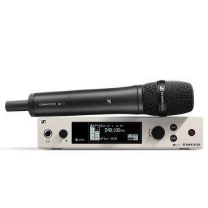 SENNHEISEREW 500 G4-965ชุดไมค์ลอยเดี่ยวแบบมือถือ ย่าน UHF SENNHEISEREW 500 G4-965Hand-Held รับประกันของแท้แน่นอน 100%