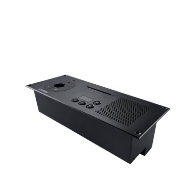 SHURE MXC620-F อุปกรณ์ประชุมสำหรับ ประธาน/ผู้ร่วมประชุม ระบบดิจิตอล รองรับ NFC Card ยืนยันตัวผู้เข้าประชุม SHURE MXC620-FFLUSH-MOUNT CONFERENCE UNIT