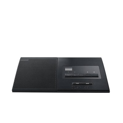 SHURE MXC630 อุปกรณ์ลงคะแนนเสียงในที่ประชุมสำหรับ ระบบดิจิตอล รองรับ NFC Card ยืนยันตัวผู้เข้าประชุม SHURE MXC630PORTABLE CONFERENCE UNIT