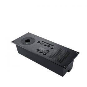 SHURE MXC630-F อุปกรณ์ลงคะแนนเสียงในที่ประชุมสำหรับ ระบบดิจิตอล รองรับ NFC Card ยืนยันตัวผู้เข้าประชุม SHURE MXC630-FFLUSH-MOUNT CONFERENCE UNIT