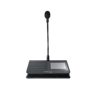 SHURE MXCW640/MXC420 ชุดไมค์ประชุมไร้สาย สำหรับ ประธาน/ผู้ร่วมประชุม ก้านยาว 20 นิ้ว พร้อมแบตเตอรี่ MXCW640/MXC420 Wireless Conference Microphone