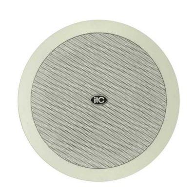 """ITC T-206B6"""" Coaxial Ceiling Loudspeaker(1.25W-2.5W-5W-10W) ITC T-206B ลำโพงติดเพดาน 10 วัตต์ และระบบไลนโวลล์ 70V/100V ITC T-206BCeiling speaker"""
