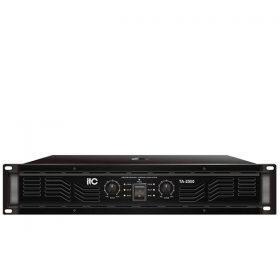 ITCTA-2500Professional Power Amplifier ITC TA-2500 เพาเวอร์แอมป์ 2*500 วัตต์ Stereo 8 โอมห์ Stereo ITCTA-2500 Power Amplifier