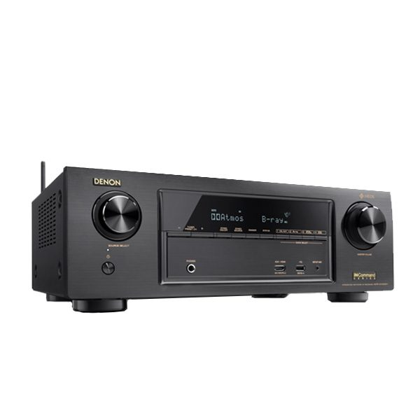 DENON AVR-X1400H 7.2CH AV SURROUND RECEIVER WITH HEOS DENON AVR-X1400H AV SURROUND RECEIVER 7.2 ชาแนล 145 วัตต์ มี HEOS DENON AVR-X1400H