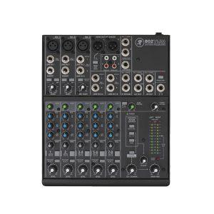MACKIE 802VLZ4 8-CHANNEL ULTRA-COMPACT MIXER MACKIE 802VLZ4 เครื่องผสมสัญญาณเสียง อนาล็อก 8 ชาแนล MACKIE 802VLZ4มิกเซอร์อนาล็อก