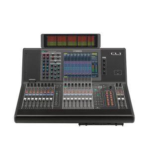 YAMAHA CL1Digital Mixer มิกเซอร์ดิจิตอล เครื่องผสมสัญญาณเสียงแบบดิจิตอล YAMAHA CL1 เครื่องผสมสัญญาณเสียง ดิจิตอล 56 ชาแนล 48 โมโน, 8 สเตอริโอ