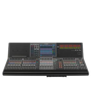 YAMAHA CL5 Digital Mixer มิกเซอร์ดิจิตอล เครื่องผสมสัญญาณเสียงแบบดิจิตอล YAMAHA CL5 เครื่องผสมสัญญาณเสียง ดิจิตอล 80 ชาแนล 72 โมโน, 8 สเตอริโอ