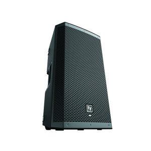 "EV ZLX-12BT12"" Powered Loudspeaker with Bluetooth®Audio* EV ZLX-12BT ตู้ลำโพง 12 นิ้ว 2 ทาง 1,000 วัตต์ มีแอมป์ในตัว คลาส D พร้อมระบบบลูทูธ"