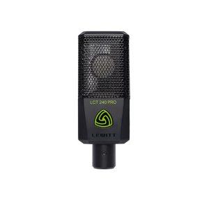 LEWITT LCT 240 PROไมค์บันทึกเสียงร้อง และเครื่องดนตรี ไมโครโพนสำหรับห้องบันทึกเสียง LEWITT LCT 240 PROไมค์ห้องอัดรับประกันของแท้แน่นอน