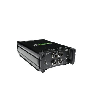 MACKIE MDB-2P Passive Direct Box MACKIE MDB-2P ไดเร็ก บอกซ์ กล่องปรับระดับสัญญาณเสียง MACKIE MDB-2PPassive Direct Box ของแท้แน่นอน