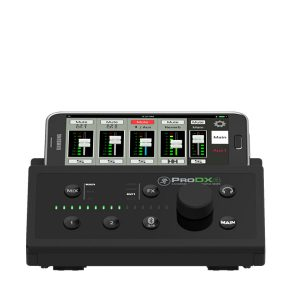 MACKIE ProDX4 4-CHANNEL WIRELESS DIGITAL MIXER MACKIE ProDX4 เครื่องผสมสัญญาณเสียง ดิจิตอล 4 ชาแนล 2 ไมค์ MACKIE ProDX4มิกเซอร์ ดิจิตอล 4 ชาแนล