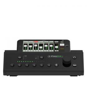 MACKIE ProDX8 8-CHANNEL WIRELESS DIGITAL MIXER MACKIE ProDX8 เครื่องผสมสัญญาณเสียง ดิจิตอล 8 ชาแนล 6 ไมค์ MACKIE ProDX8 มิกเซอร์ ดิจิตอล 8 ชาแนล