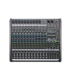 MACKIE ProFX16V2 16-CHANNEL 4-BUS EFFECTS MIXER WITH USB MACKIE ProFX16V2 เครื่องผสมสัญญาณเสียง อนาล็อก 16 ชาแนล MACKIE ProFX16V2 มิกเซอร์อนาล็อก
