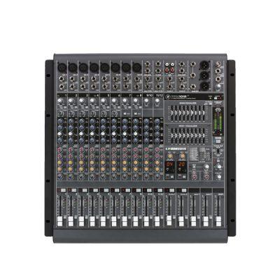 MACKIE PPM1012 เครื่องผสมสัญญาณเสียง มีแอมป์ในตัว 12 ชาแนล คลาส D 1600 วัตต์ ที่ 4 โอมห์MACKIE PPM1012เครื่องผสมสัญญาณเสียง