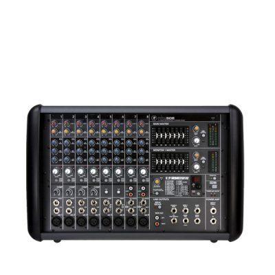 MACKIE PPM608 เครื่องผสมสัญญาณเสียง มีแอมป์ในตัว 8 ชาแนล 8 ไมค์