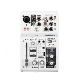 YAMAHA AG03Multipurpose 3-channel mixer with USB audio interface YAMAHA AG03 มิกเซอร์ อนาล็อก 3 ชาแนล YAMAHA AG03 เครื่องผสมสัญญาณเสียง อนาล็อก