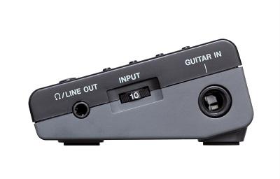 TASCAM GB-10 Solid State Recorder TASCAM GB-10 เครื่องเล่นและบันทึกเสียง กีต้าร์และเบส TASCAM GB-10เครื่องเล่นบันทึกเสียง