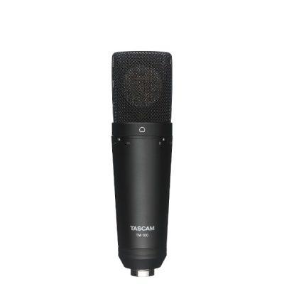 TASCAM TM-180 ไมค์สำหรับจ่อเครื่องดนตรี เช่น กลอง กีตาร์ ใช้บันทึกเสียงได้ทั้งในสตูริโอ และนอกสถานที่ สามารถใช้บันทึกเสียงสิ่งแวดล้อม หรือเสียงธรรมชาติ