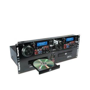 NUMARK CDN77USBProfessional Dual USB and MP3 CD player NUMARK CDN77USB เครื่อง เล่น CD รองรับ MP3/USB Player NUMARK CDN77USBCD Player