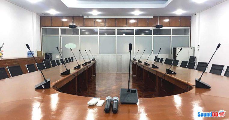 ผลงานการติดตั้ง ระบบเสียงห้องประชุมบริษัท ลีดเวย์ เฮฟวี่ แมชชีนเนอร์รี่ จำกัด รับบริการออกแบบ และติดตั้ง ระบบเสียง และระบบภาพ เช่น ไมโครโฟนห้องประชุม