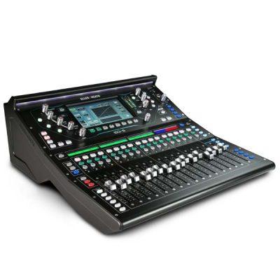 ALLEN&HEATH SQ-5 ดิจิตอล มิกเซอร์ 48 ชาแนล ALLEN&HEATH SQ-5 48 channel / 36 bus digital mixer จองแท้ มีประกัน ส่งฟรี!! ทั่วประเทศ