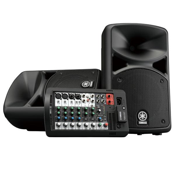 รีวิว YAMAHA STAGEPAS 400BT Portable PA System ชุดเครื่องเสียง