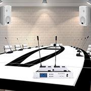 ชุดระบบเสียงห้องประชุม