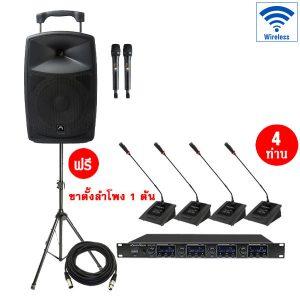 SOUNDVISION ESI-1020 + WCM-400