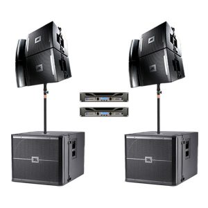 JBL VRX 932 LAP+VRX 918S (SET-2)